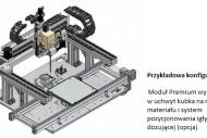 Scheugenpflug Moduł Produkcyjny Moduł Premium v1 z opisem