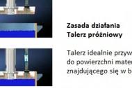 Scheugenpflug Talerz próżniowy dla jednostek A220 i A280 Talerz próżniowy v2 z opisem