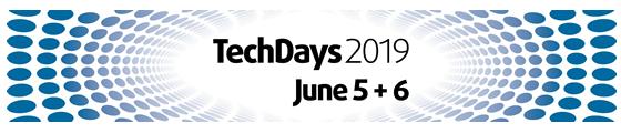 Czerwcowe dni otwarte u naszych dostawców cz. 1. techdays head